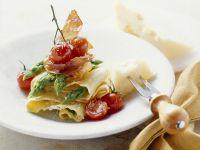 Deconstructed Lasagne recipe