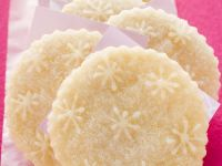 Decorated Butter Cookies recipe