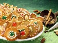 Decorated Cookies recipe