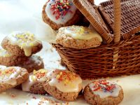 Decorated Gingerbread Cookies recipe