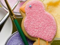 Decorative Butter Cookies recipe