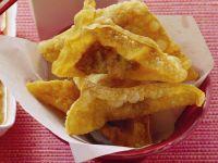 Deep-fried Chicken Wontons recipe