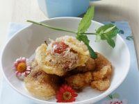 Deep Fried Plums recipe