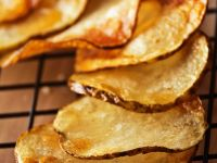 Deep-Fried Potato Slices recipe