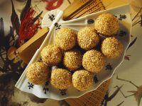 Deep-fried Rice Balls recipe