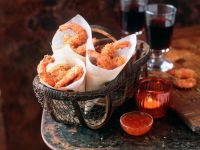 Deep-fried Shrimp recipe