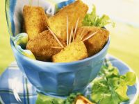 Deep-fried Soft Cheese recipe