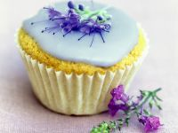 Delicate Iced Muffin recipe
