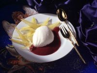 Dessert Kir Royal recipe