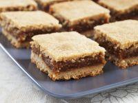 Diabetic Baked Fruit Squares recipe