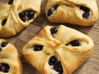 Diabetic-friend Berry Danishes recipe