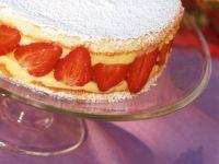 Diabetic-friendly Fraisier recipe