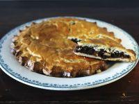Diabetic Raisin Tart recipe