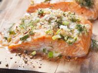 Dill and Lime Fish Fillet recipe