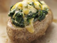 Double-baked Potatoes recipe