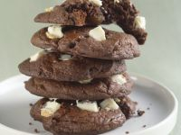 Double Chocolate Biscuits recipe