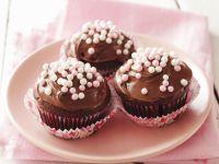 Double Chocolate Mini Cakes recipe