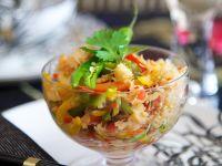 Dressed Crab Salad recipe