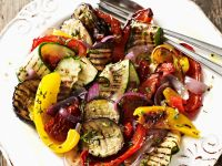 Dressed Mediterranean Salad recipe