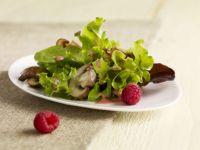 Dressed Mushroom Salad recipe