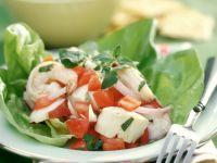 Dressed Seafood Salad recipe