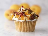 Dried Fruit and Nut Cakes recipe