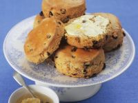 Dried Fruit Wholemeal Scones recipe