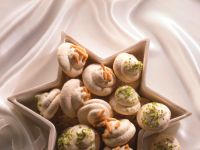 Dried Spiced Meringues recipe