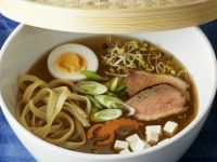 Duck and Noodle Soup recipe
