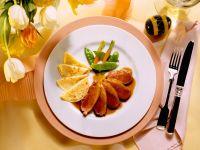 Duck Breast with Orange Sauce recipe