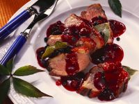 Winter-style Sliced Duck recipe