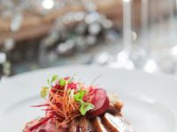 Duck Breast with Plums and Red Wine Sauce recipe