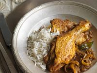 Duck Curry with Tamarind recipe