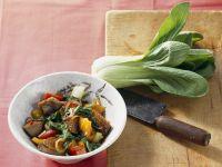 Duck Stir-fry recipe