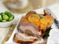 Duck Stuffed with Chicken recipe