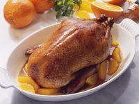 Duck with Oranges (Canard à L'orange) recipe