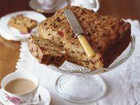 Dundee-style Cake recipe