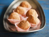 Dusted Cocoa Truffles recipe