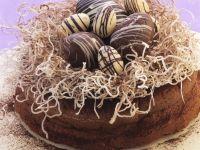 Easter Chocolate Cake recipe