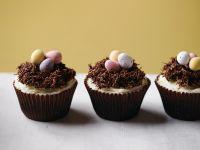 Easter Nest Cakes recipe