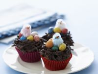 Easter Nest Cakes recipe