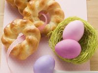 Easter Nests recipe