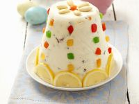 Easter Paskha recipe