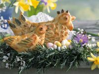 Easter Pastries recipe