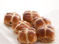 Easter Raisin Rolls recipe