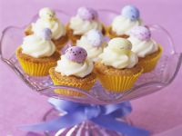 Easter-time Cake Treats recipe