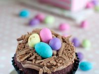 Easter-time Individual Decorated Cakes recipe