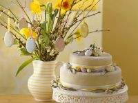 Easter Torte with Marzipan recipe