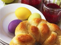 Easter Wreath recipe