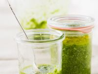 Easy Basil Pesto recipe